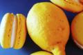 Elodie Gaffoglio. Macaron citron