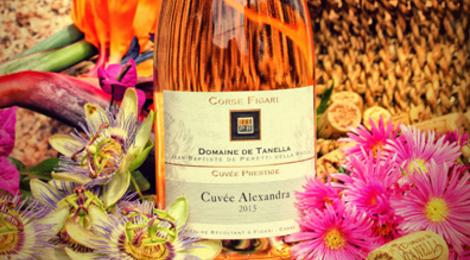 Domaine de Tanella. Cuvée Alexandra rosé