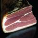 Pascal Flori Charcuterie. Jambon sec de porc noir