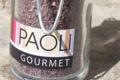 Paoli Gourmet. Fleur de sel aux baies de Myrte moulues