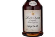 Calvados Morin. Calvados 25 ans Napoléon