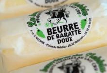 Les beurrières du Nebbiu. Beurre de baratte doux