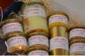 Ferme de Freyssingeas. Rillettes de foie gras
