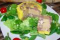 Ferme Caussanel. Le 50/50 Pâté au Foie Gras de Canard
