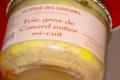 """La Ferme Des Garennes. Foie gras de canard entier mi-cuit """"Maison"""""""