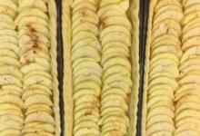 Boucherie charcuterie Pradeau. Tarte aux pommes