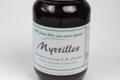 Confiturerie Chatelain. 100% fruits bio. Myrtilles