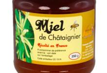 Délices des abeilles. Miel de châtaignier