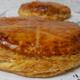Boulangerie Laurent Saute. Galette des rois