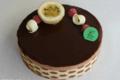 Chocolats Morand. Gâteau Desatino