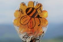 Les sucettes au miel