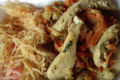 May'saveur. Shop suey poulet