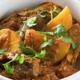 Indian Spice. Bangan bharta/ Curry Aubergine