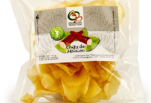 Ouangani productions. Chips de manioc de Mayotte
