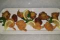 Pêcheries Paturel « La Boucanière ». Crevettes panées