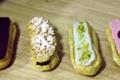 Boulangerie Pâtisserie David Girardin. Eclairs