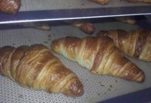 Le fournil Hautbois. Croissants
