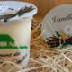 Ferme Cimetière.  Crème dessert à la vanille