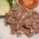 Porc de Wambrechies. salade de museau