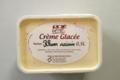 Ferme de Saint Ghislain Marlier. Glace rhum raisin