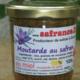 Safrance. moutarde au safran