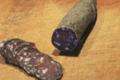 Bisons d'Auvergne. Saucisson - 80% viande de Bison