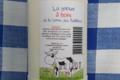 La ferme des Sablières. yaourt à boire
