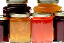 Miel, confiture, gelée et pâte à tartiner